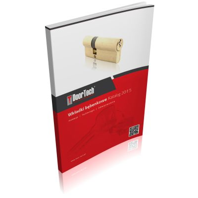 Katalog wkładek bębenkowych DOORTECH